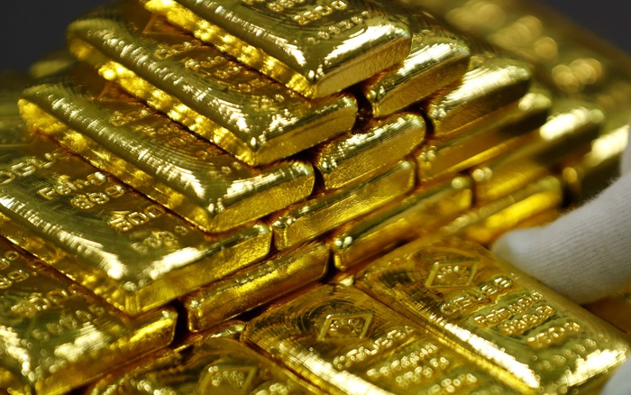 Thế chấp 83 tấn vàng giả